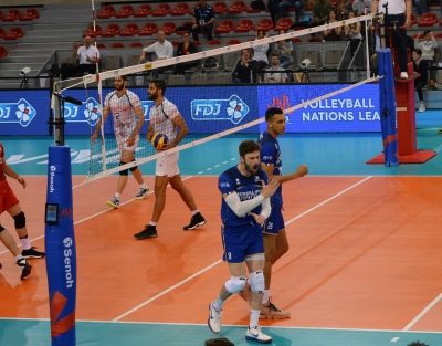 Volley Nation League : France/Iran atomique !
